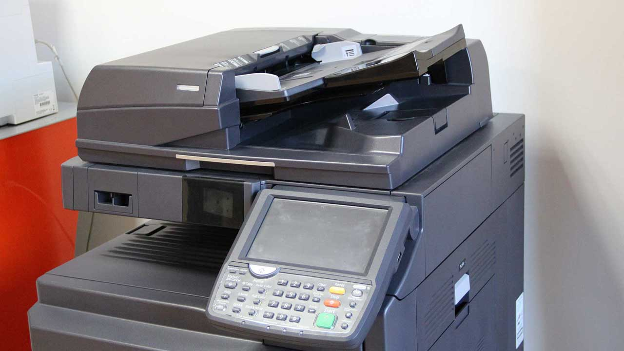 Skener tiskárny